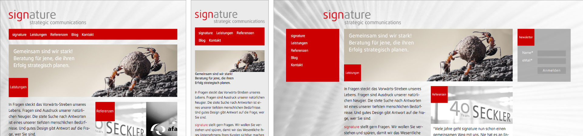 signature design gmbH